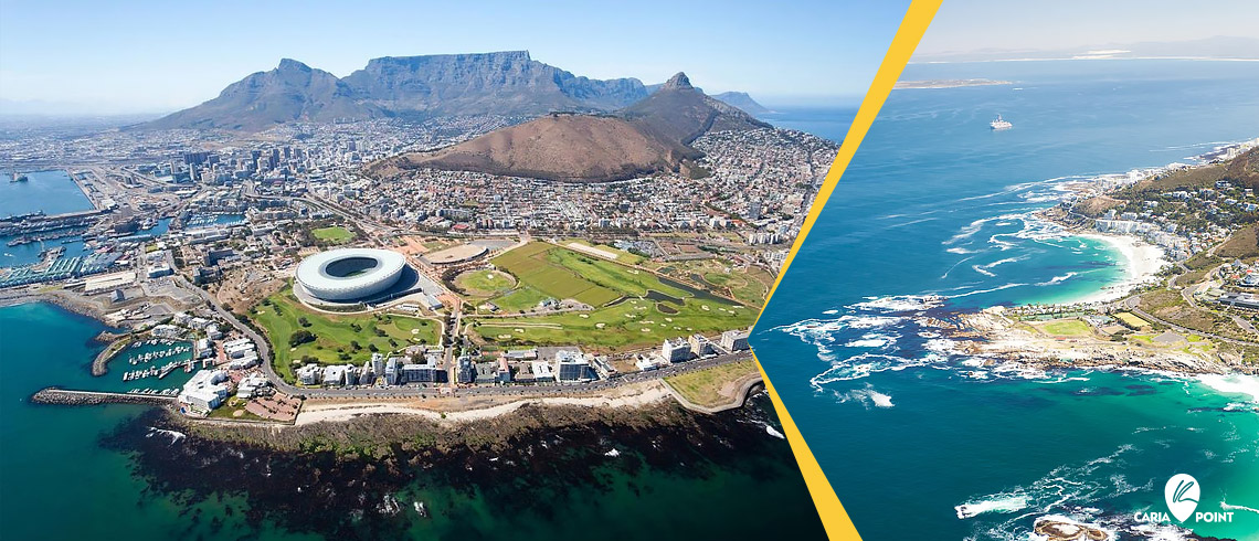 Flights to Capetown