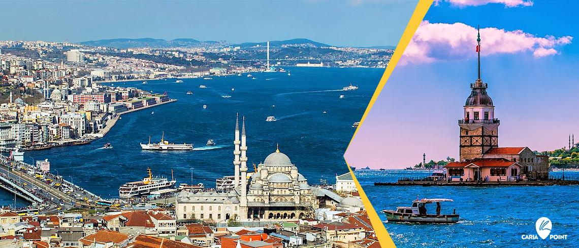 Flights to Anatolia, Flights to Istanbul