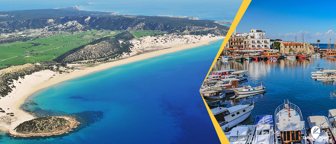 Flights to Ercan, Northern Cyprus